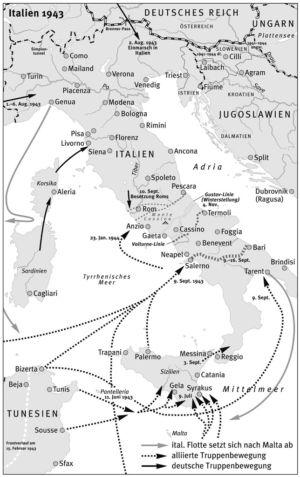 Italien 1943