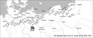 Trecks aus dem Osten 1945