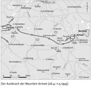 Neunte Armee 1945