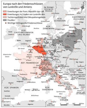 Europa 1801
