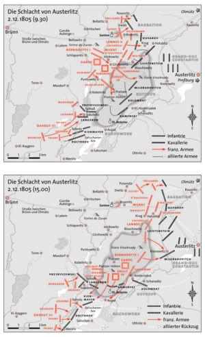 Schlacht von Austerlitz 1805