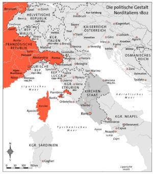 Italien 1802