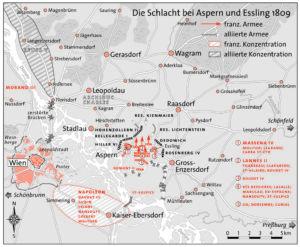 Schlacht bei Wien 1809