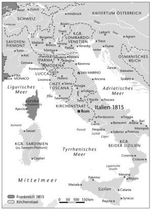Italien 1815