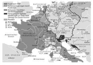 Frankreich 1797