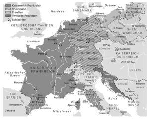 Frankreich 1812