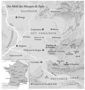 Marquis de Sade 1740 bis 1814