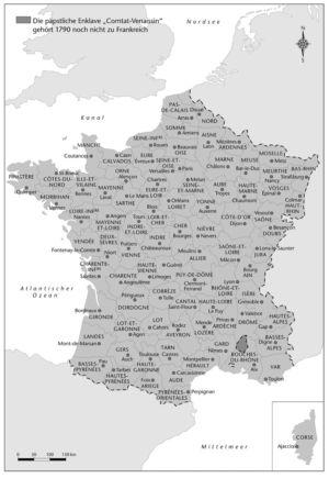 Frankreich 1790