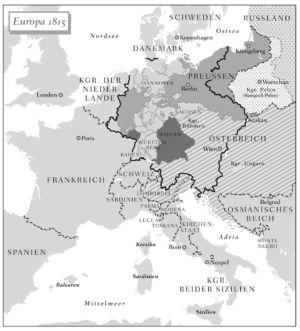 Europa 1815