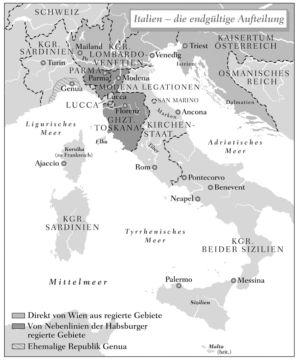 Italien 1812