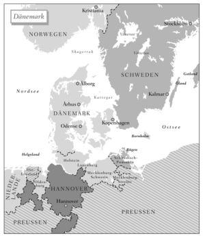 Dänemark 1813