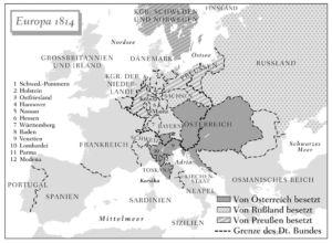 Europa 1814