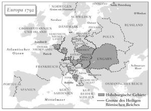 Europa 1792