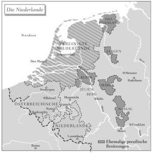 Niederlande 1814