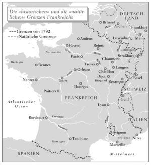 Frankreich 1792