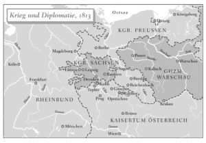 Sachsen und Großherzogtum Warschau 1813