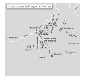 Napoleon Borodino