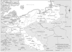 Preußen 1803 und 1807