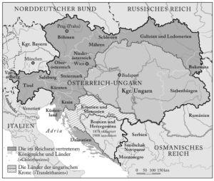 Österreich-Ungarn 1867