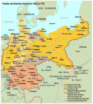 Deutsches Reich 1866 bis 1918