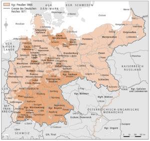 Deutsches Reich 1871 bis 1918