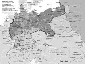 Deutsches Reich 1862 bis 1914