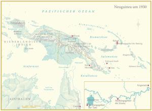 Neuguinea 1930