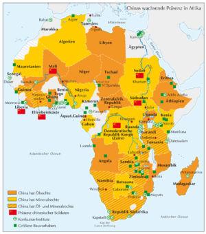 China in Afrika