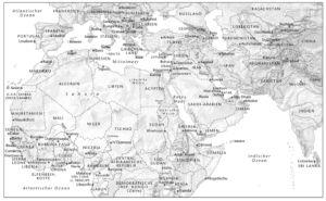 Europa Asien Afrika