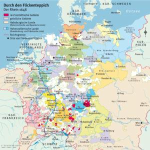 Heiliges Römisches Reich 1648