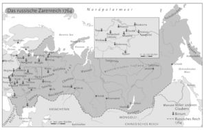 Russland 1764