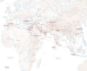 Europa Asien Afrika Battuta