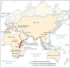 Asien Afrika