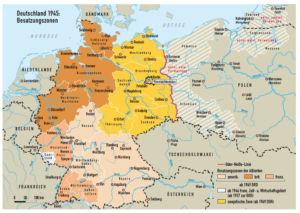Deutschland 1945