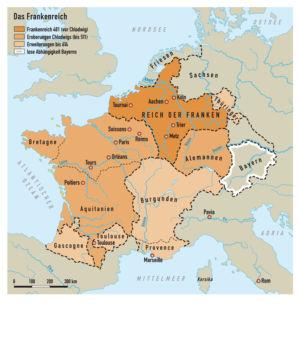 Reich der Franken