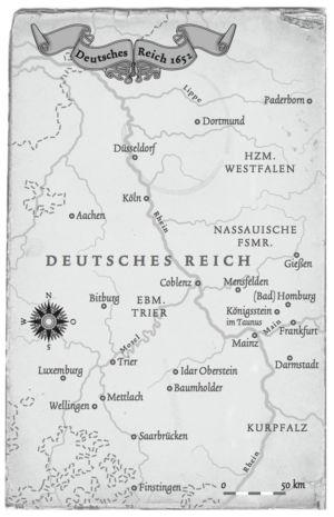 Deutsches Reich 1652