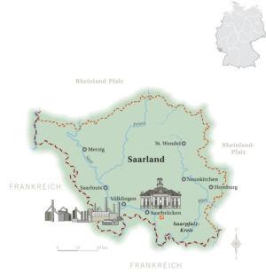 Saarland 2015