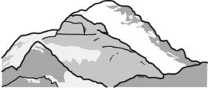 Ancongagu Berg