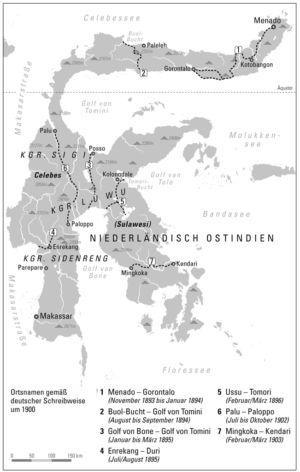 Sulawesi 1900