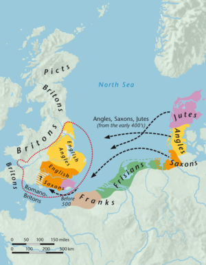 Pikten und Sachsen