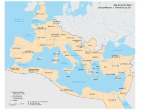 Römisches Reich 150