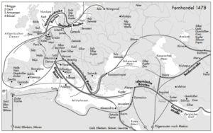 Handel in Europa und Asien 1478