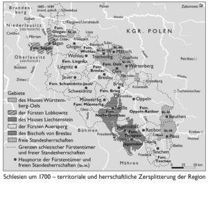 Schlesien 1700