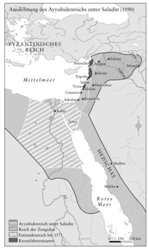 Naher Osten 1190