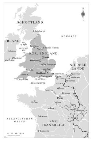 England 1485