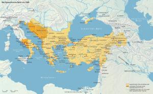 Byzantinisches Reich um 1040