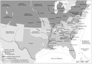 Bürgerkrieg in den USA