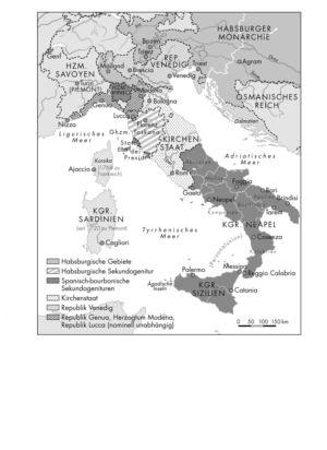 Italien 1768