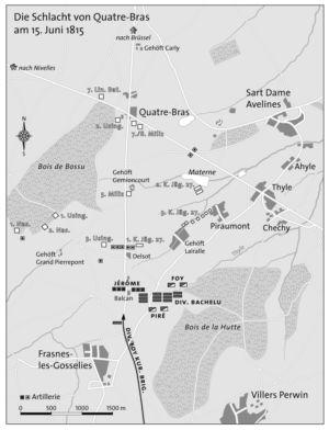 Quatre-Bras 1815
