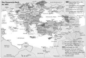 Osmanisches Reich bis 1683